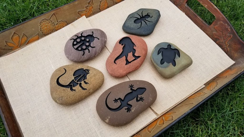 Unique Stone Garden Gifts